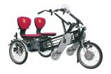 Tricycles à deux