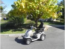 Scooter Brise 4 roues -  Version 15 km/h- Bonne affaire !