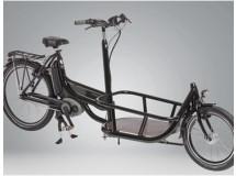 Vélo professionnel Biporteur Electrique L'eVoL CARGO