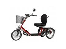 Tricycle Disco rouge - Bonne Affaire