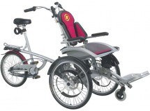 Fauteuil Tricycle O-Pair -2