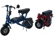Scooter R70 Pliant