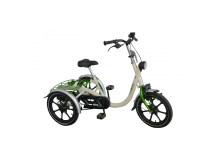 Tricycle 20 Pouces Mini + Differentiel