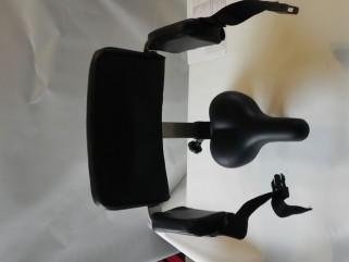 SELLE CADET-ENFANT AVEC DOSSERET POUR TRICYCLE PLIANT R32 ET R32 ÉLECTRIQUE