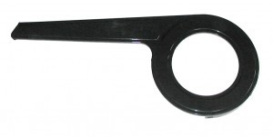 Garde-chaîne Horn à un vantail SK24