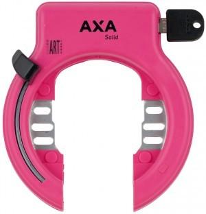 antivol cadre Axa Solid XL rose
