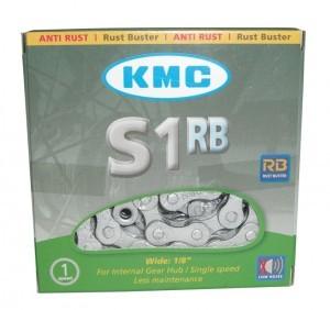 chaîne KMC S-1RB anti-corrosion