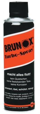 Spray Turbo 5 fonctions Brunox