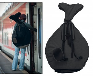 sac à dos pour monocycle QU-AX