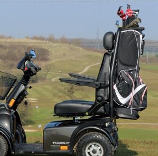 Support pour sac de golf