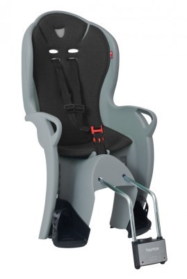 siège enfant Hamax Kiss gris/noir