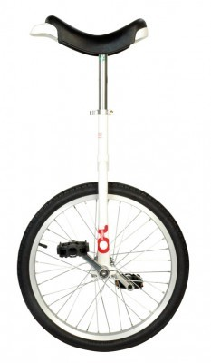Monocycle OnlyOne 20' blanc