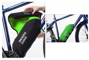 prot.cadre/batterie p.Bosch noir-vert