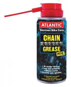 Lubrifiant chaîne au PTFE Atlantic