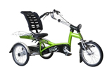 Tricycles conforts +