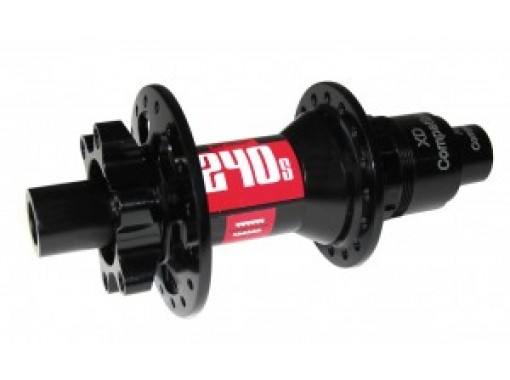 moyeu AR DT Swiss 240S VTT Disc Brake