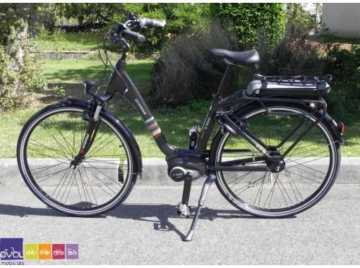 Vélo électrique E-CITY Bosch N7 - déstockage