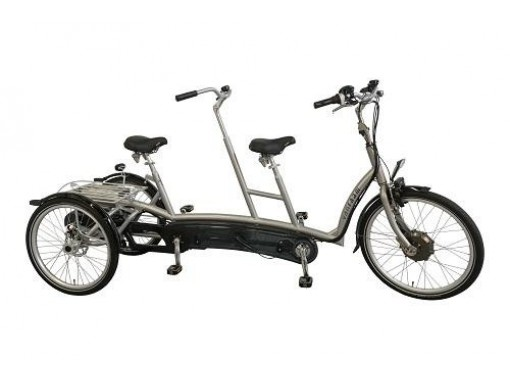 Tandem Tricycle Twinny Plus