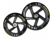 set roulettes PU Hudora Bold Wheel L 7'