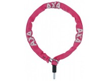 chaîne pour antivol Axa RLC 100 rose