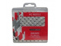 chaîne Sram PC Red22 Hollow Pin