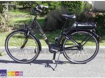Vélo électrique E-CITY Bosch N7 - destockage
