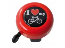 sonnette Reich motif I love my bike