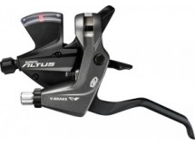 lev.vit.Shimano Deore ST-M370 2-doigts