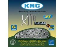 chaîne KMC X-11-E EPT anti-rouille