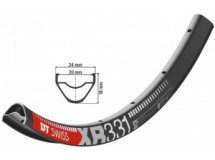 jante DT Swiss XR 331 26' noir