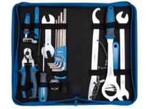 set outils vélo en trousse Unior