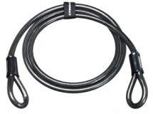 câble avec 2 passants Trelock Ø12mm