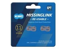 missinglink KMC 11R EPT argent