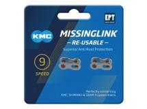missinglink KMC 9R Silber EPT