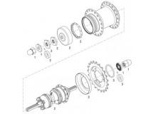 kit de rechange pour Automatix Freewheel