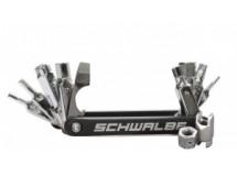 multi-outil Schwalbe avec obus de valve