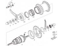 set pièces de rechange pour i-Motion 3