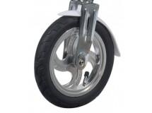 roulette PU Hudora Big Wheel Air l'unité