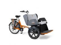 Tricycle pousse-pousse T-Chat