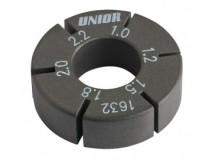 clé de calage Unior pour rayons aero