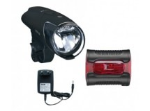 set éclairage LED b&m IXON IQ Premium