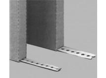 Bande perforée métal 12mm, mètre,zinguée