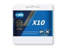 chaîne KMC X10 EPT antioxydant