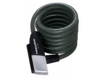 Antivol câble spir. Trelock 180cm Ø10 mm