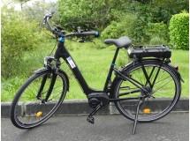 Vélo Electrique YAMAHA e-SALSA noir D8 400 Wh-90 km- Bonne Affaire