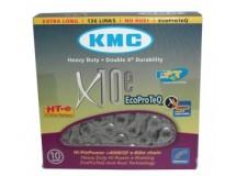 chaîne KMC X-10-E EPT anti-corrosion