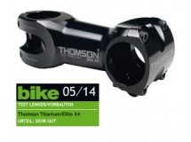 Thomson Potence A-Head Elite X4 noir
