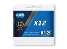 chaîne KMC X12 Ti-N
