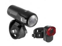 set éclairage LED accu AXA Compactl. 20