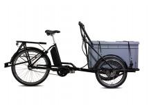 Tricycle électrique Helkama Cargo Etrike